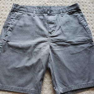 Hurley Casual Flat Front Shorts